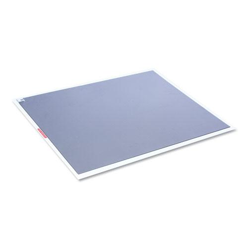 Walk-N-Clean Dirt Grabber Mat with Starter Pad, 31.5 x 25.5, Gray