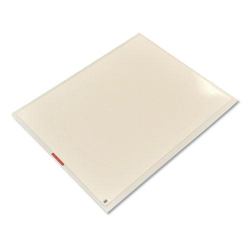 Crown Clean Step Dirt Grabber Mat, 31.5 x 25.5, White