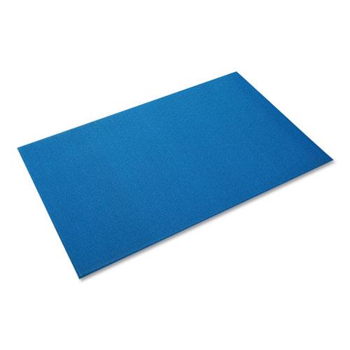 Comfort King Anti-Fatigue Mat, Zedlan, 24 x 36, Royal Blue