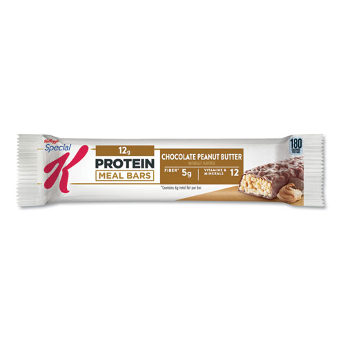 Kellogg's® Special K Protein Meal Bars, Chocolatey Brownie, 1.59 oz Bar, 8/Box