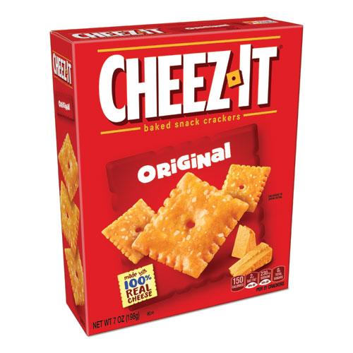 Sunshine® Cheez-it Crackers, 1.5 oz Bag, White Cheddar, 45/Carton