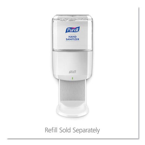 ES8 Touch Free Hand Sanitizer Dispenser, 1200 mL, 5.25 x 8.56 x 12.13, White