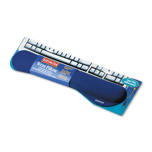 Wrist Pillow Foam Keyboard Wrist Rest Blue Thegreenoffice Com