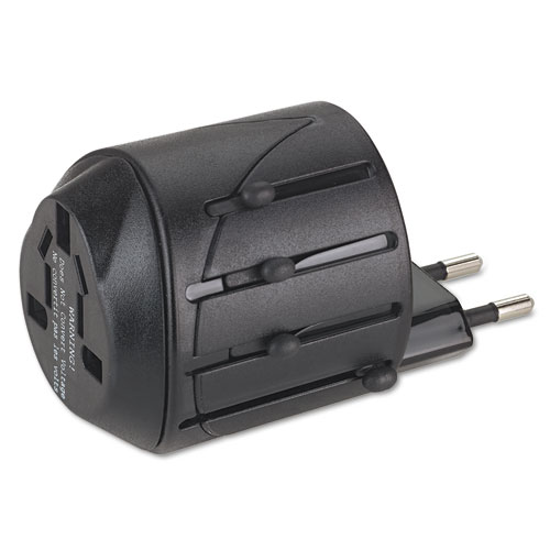 International Travel Plug Adapter for Notebook PC/Cell Phone, 110V | by Plexsupply