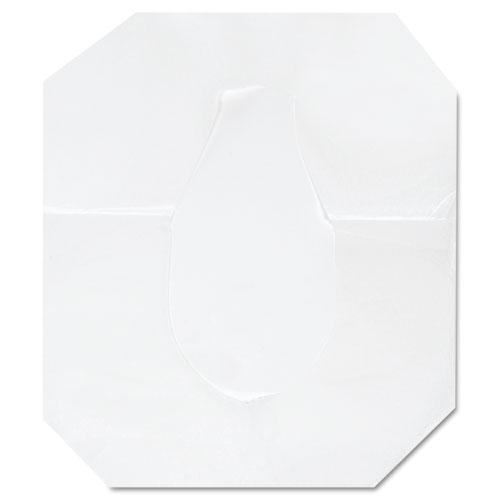 Premium Half-Fold Toilet Seat Covers, 250 Covers/Sleeve, 4 Sleeves/Carton