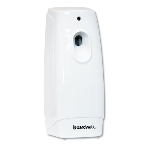 Classic Metered Air Freshener Dispenser, 4 x 3 x 9.5, White