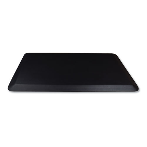 Anti-Fatigue Mat, 24 x 18, Black