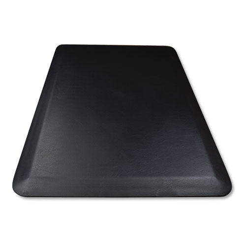 Anti-Fatigue Mat, 24 x 18, Black