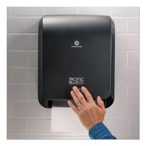 Georgia Pacific® Professional Pacific Blue Ultra Paper Towel Dispenser, Mechanical, 12.9 x 9 x 16.8, Black
