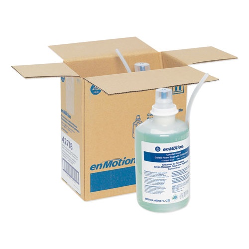 GP enMotion Counter Mount Soap Refill, 1800 mL, Tranquil Aloe, 2/Carton