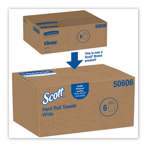 Scott® Pro Moisturizing Foam Hand Sanitizer, 1000 mL, Clear, 6/Carton