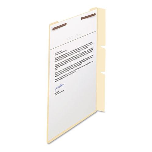 Manila Self-Adhesive End/Top Tab Folder Dividers, 2