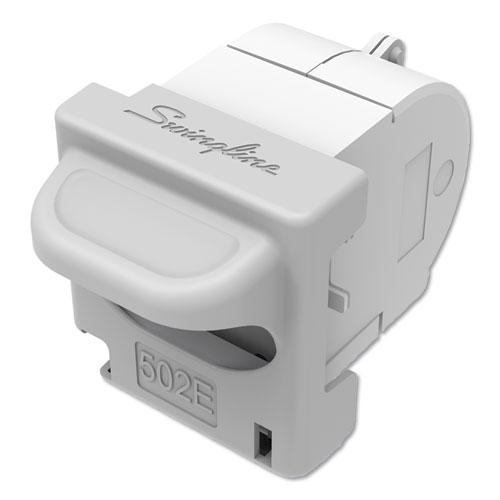 Desktop Electric Stapler Cartridge, 0.25 Leg, 0.5 Crown, Steel, 1,500/Cartridge, 2 Cartridges/Box, 3000/Box