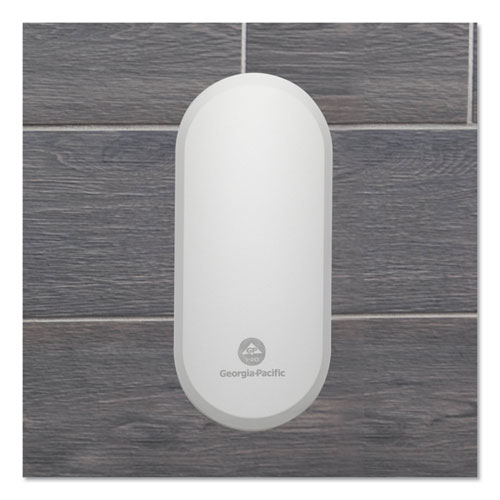 Georgia Pacific® Professional ActiveAire Passive Whole-Room Freshener Dispenser, White, 3.22 x 4.057 x 6.83