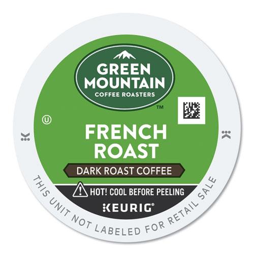 French Roast Coffee K-Cups, 24/Box