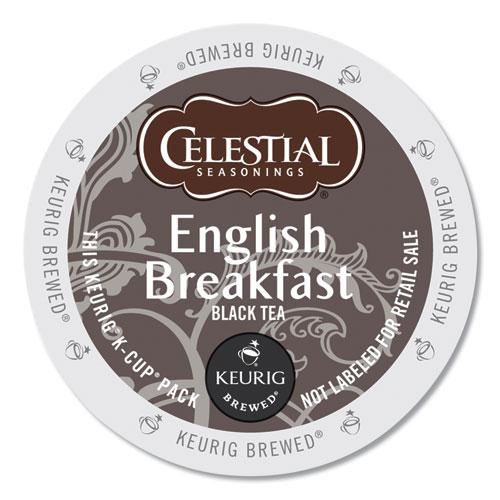 English Breakfast Black Tea K-Cups, 24/Box