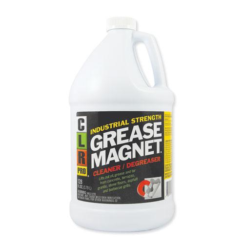 Grease Magnet, 1gal Bottle, 4/Carton