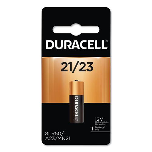 Duracell® Specialty Alkaline Battery, 21/23, 12 V
