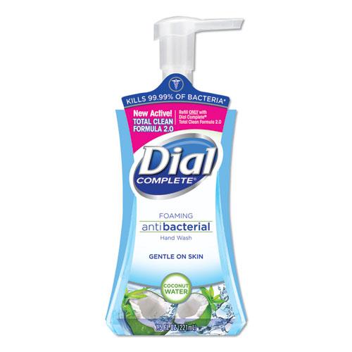 Antibacterial Foaming Hand Wash, Coconut Waters, 7.5 oz Pump Bottle