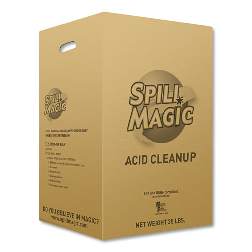 Spill Magic™ Sorbent, 10 lbs