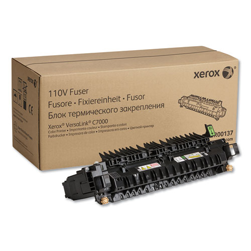 115R00137 Fuser, 100000 Page-Yield