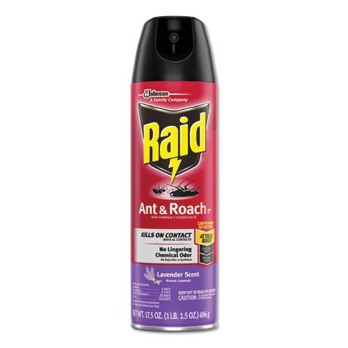 Raid® Ant/Roach Killer, 14.5 oz, Aerosol Can, Outdoor Fresh