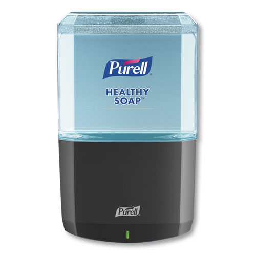 "PURELL® ES6 Soap Touch-Free Dispenser, 1200 mL, 5.25"" x 8.8"" x 12.13"", White"