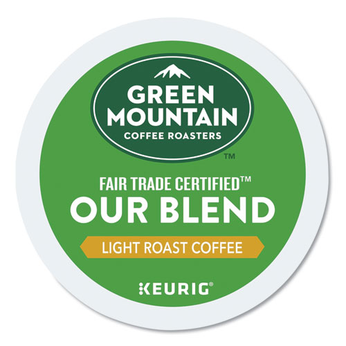 Our Blend Coffee K-Cups, 96/Carton