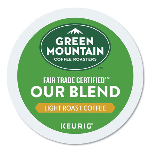 Our Blend Coffee K-Cups, 24/Box