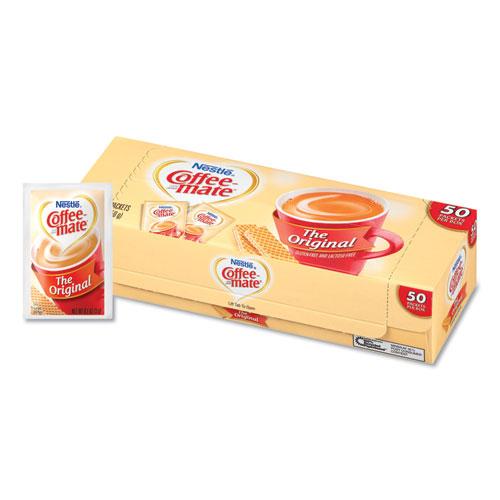 Original Powdered Creamer, 3g Packet, 50/Box | by Plexsupply