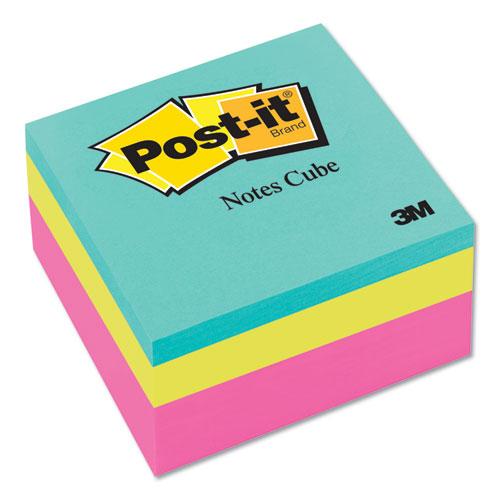 Original Cubes, 3 x 3, Aqua Wave, 400-Sheet
