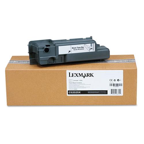 C52025X Waste Toner Box, 30000 Page-Yield | by Plexsupply