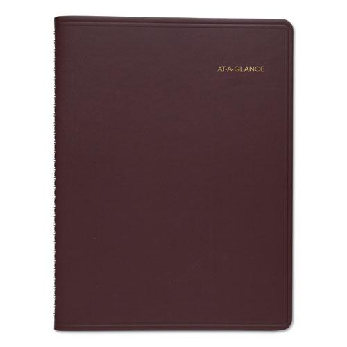 Monthly Planner, 8.75 x 7, Winestone, 2021