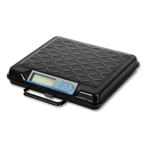 Portable Electronic Utility Bench Scale, 250lb Capacity, 12 x 10 Platform