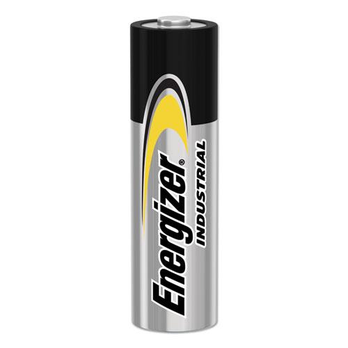 Industrial Alkaline AA Batteries, 1.5V, 24/Box