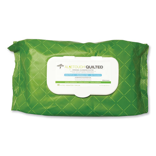 FitRight Select Premium Personal Cleansing Wipes, 8 x 12, 48/Pack, 12 Pks/Ctn