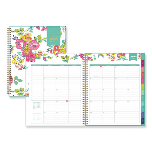 "image about Day Designer by Whitney English referred to as Blue Skyâ""¢ Working day Designer CYO Weekly/Month-to-month Planner, 11 x 8 1"