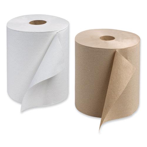 "Tork® Hardwound Roll Towels, 7.88"" x 425 ft, Natural White, 12 Rolls/Carton"