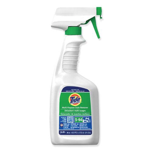 Tide® Professional™ Multi Purpose Stain Remover, 32 oz Trigger Spray Bottle, 9/Carton