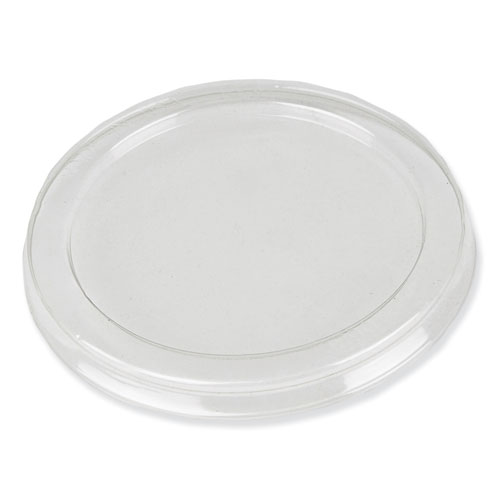 Dome Lids for 3 1/4 Round Containers, 1000/Carton