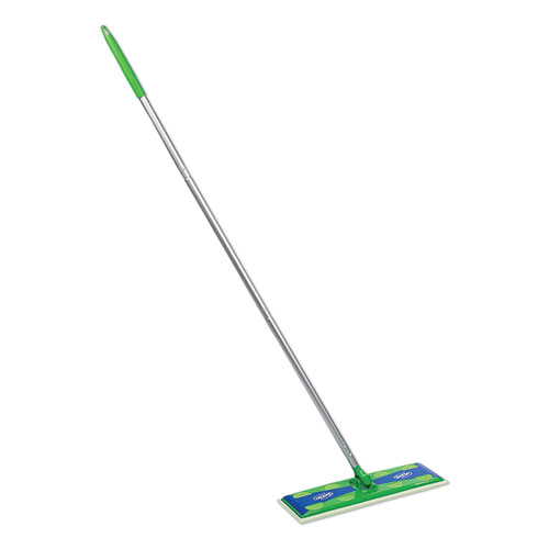 "Sweeper Mop, Professional Max Sweeper, 17"" Wide Mop 