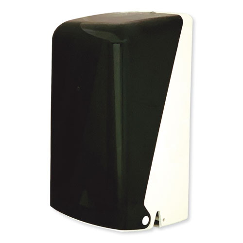 Two Roll Household Bath Tissue Dispenser, 5.51 x 5.59 x 11.42, Smoke