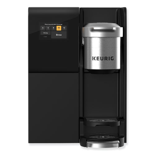 K3500 Brewer, Single-Cup, Black/Silver