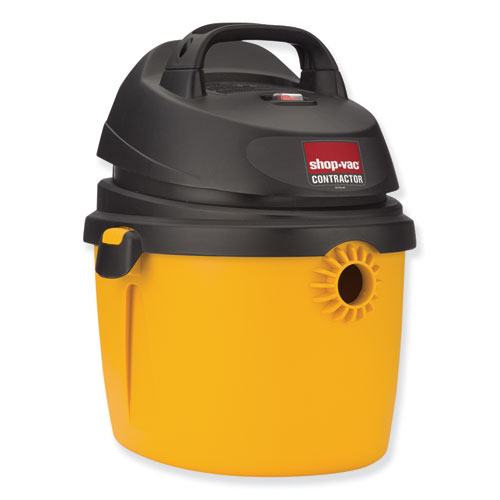 2.5 Gallon 2.5 Peak HP Portable Contractor Wet/Dry Vacuum