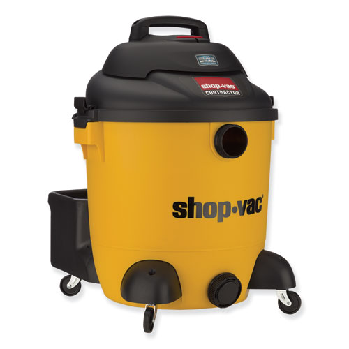 12 Gallon 5.5 Peak HP Portable Contractor Wet/Dry Vacuum with SVX2 Motor