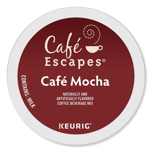 Mocha K-Cups, 24/Box, 96/Carton