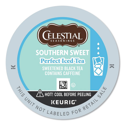 Brew Over Ice Southern Sweet Perfect Iced Tea K-Cups, 22/Box