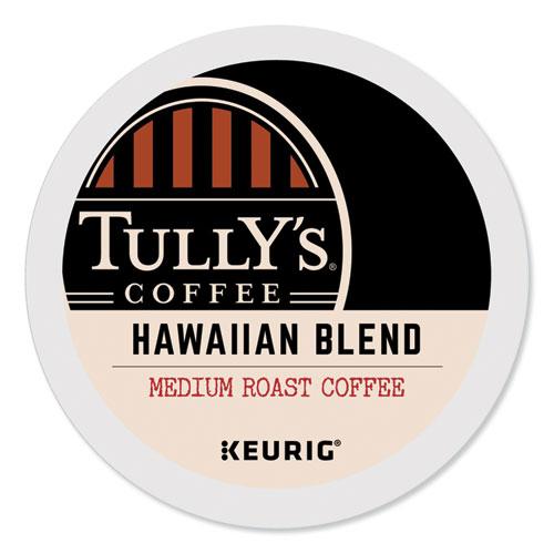 Tully's Coffee® Hawaiian Blend Coffee K-Cups, 24/Box