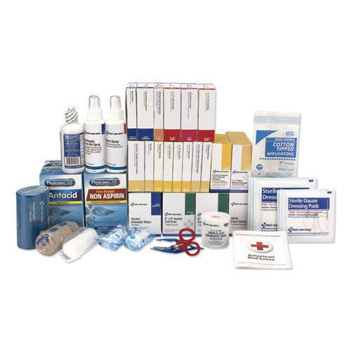 3 Shelf ANSI Class B Refill with Medications, 675 Pieces