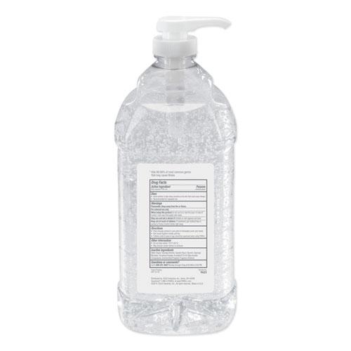 Advanced Refreshing Gel Hand Sanitizer, Clean Scent, 2 L Pump Bottle